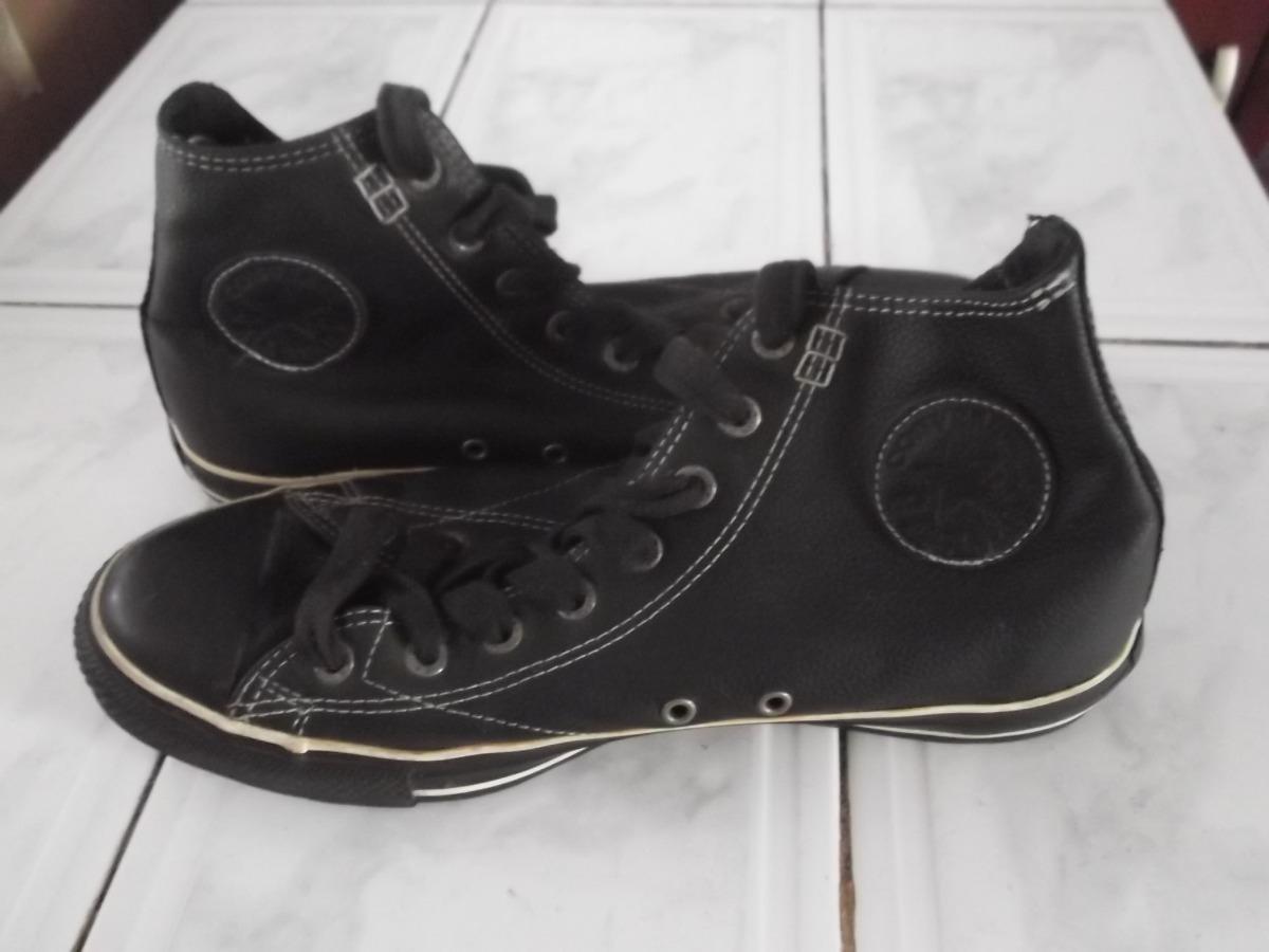 Zapatos Converse All star De Cuero Bs. 25.000,00