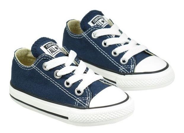 Zapatos Converse All Star Niños Niñas Del 24 Al 34