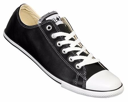 zapatos converse cuero