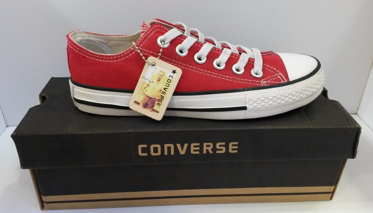 35 Zapatos Unisex 17 Star Colores Bs Converse All Tallas 45 nB6HWpBUr
