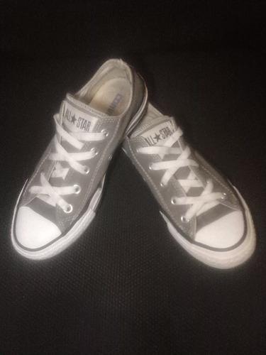 zapatos converse, all star. usados.