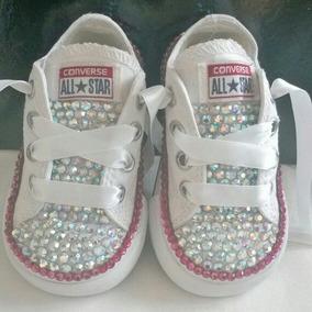 Decorados Zapatos Zapatos Bebe Converse Niñas TJcKl3F1