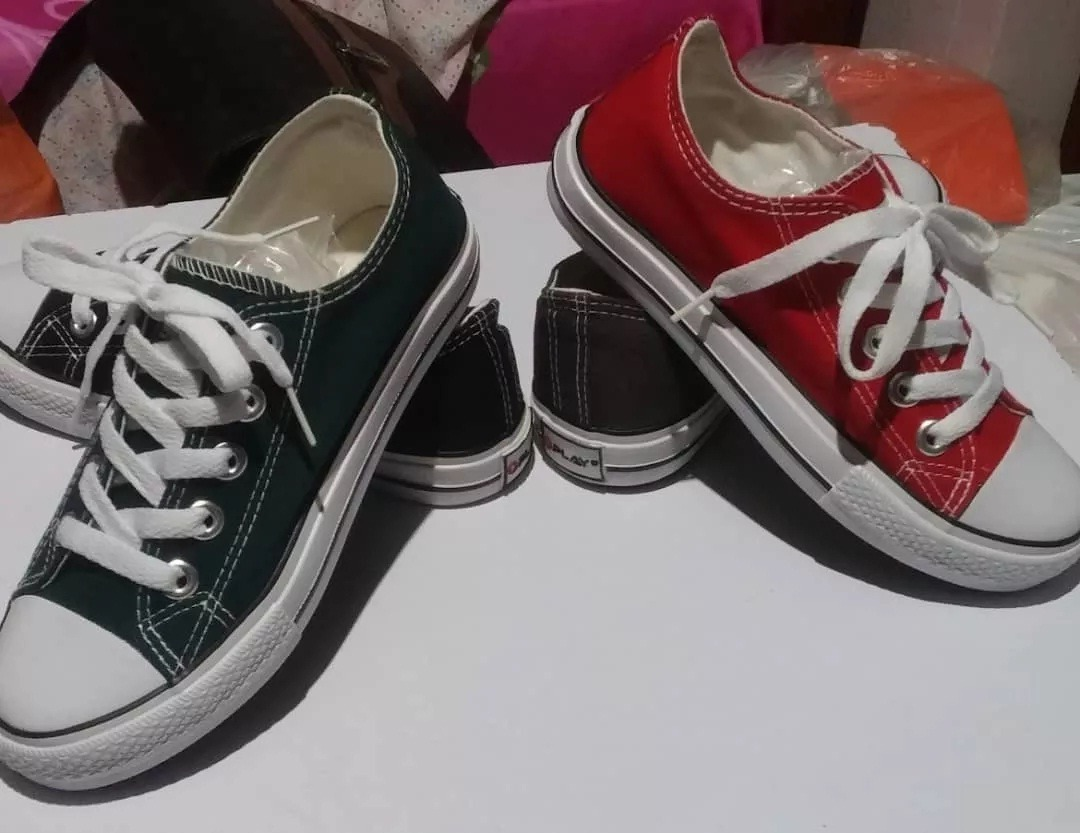 Zapatos Converse Canvas Play $12 Tipo All Star Remate!