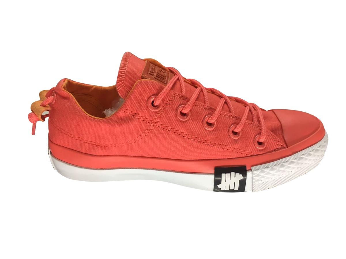 cbe361dc0e20a Zapatos Converse Chuck Taylor Zapatillas Naranjas Suela -   106.989 ...