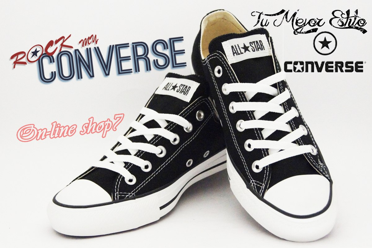 Bs Zapatos All Varios Colores 25 Y Caballero Converse Dama 4 Star n6xqOXU