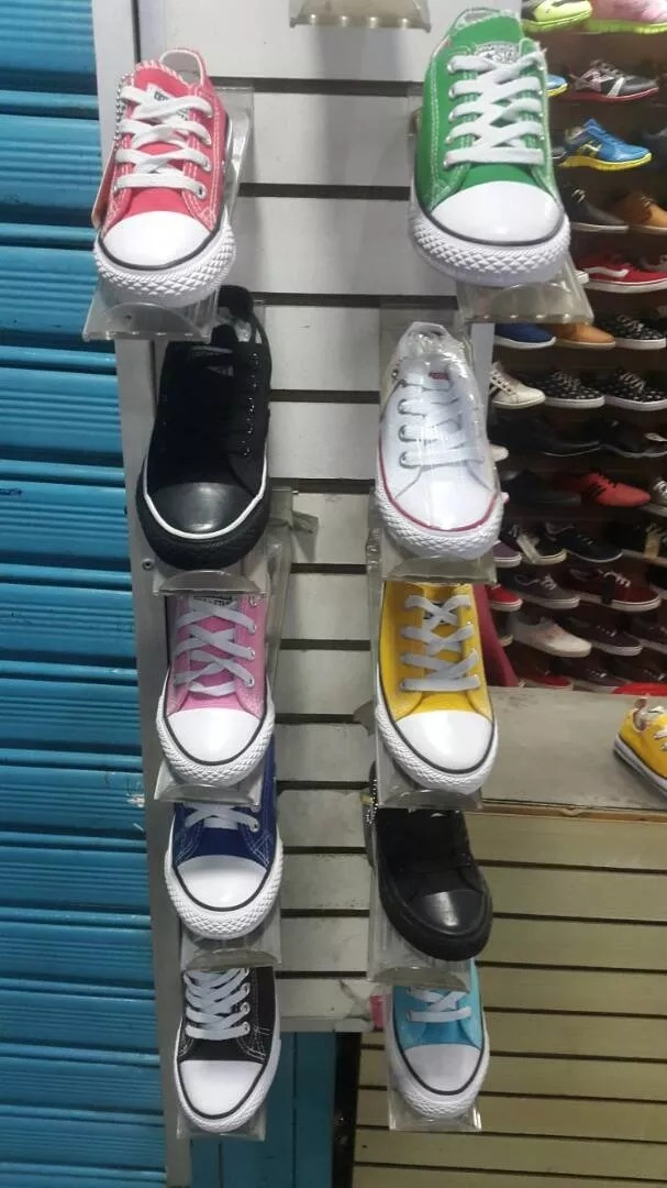 zapatos converse de niño en oferta