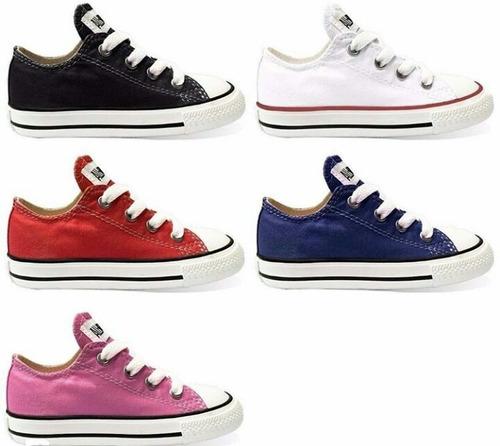 zapatos converse de niños