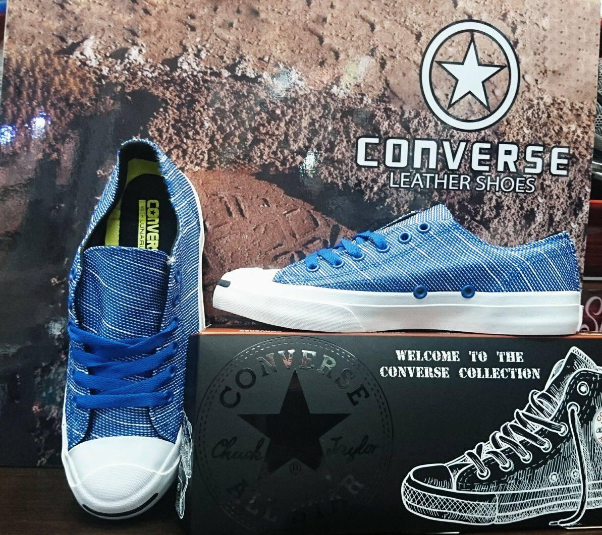 zapatos converse jean