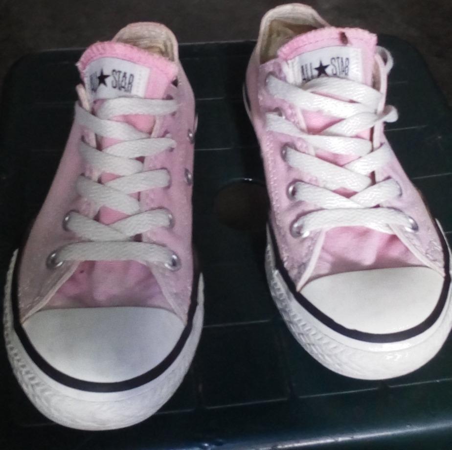 zapatos converse niña