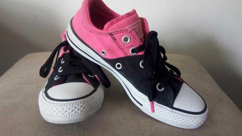 Zapatos Converse Niña Talla 35 Bs. 45.000,00