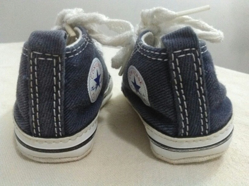 converse bebe talla 17