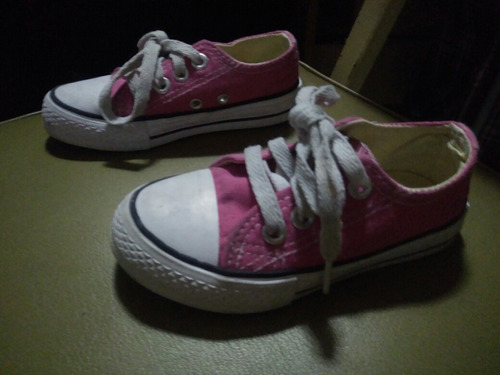 zapatos converse para niñas