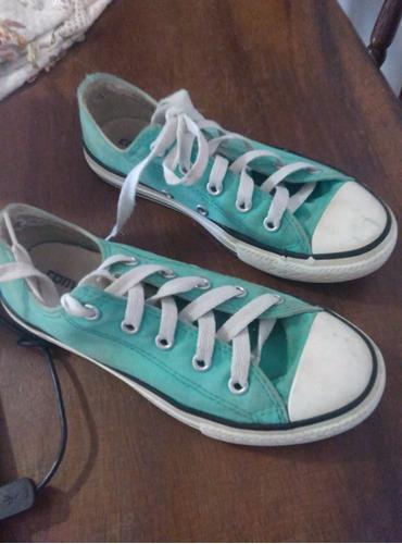zapatos converse usados