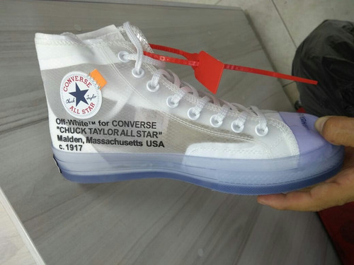 zapatos converse x off-white *top quality*