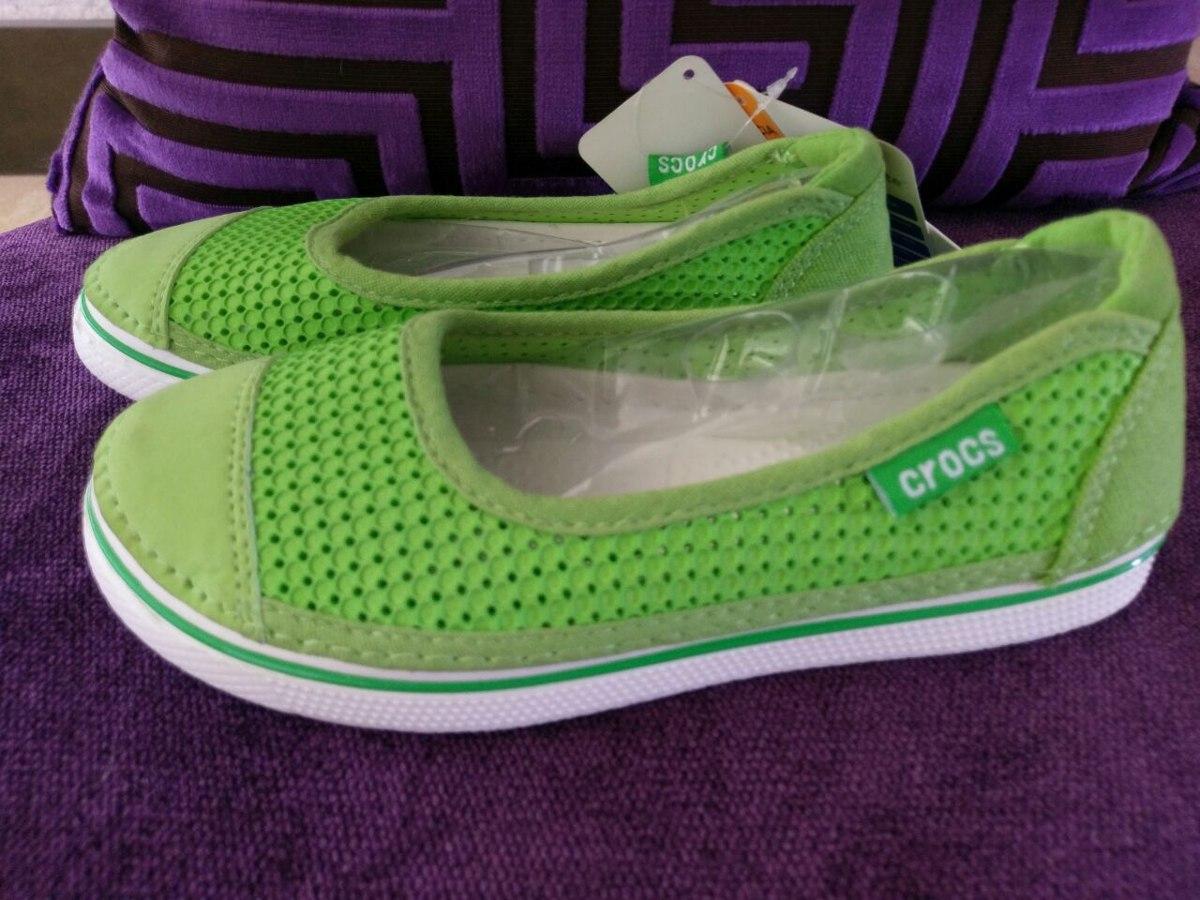 0cf4b330cf36 Zapatos Crocs De Niña Talla 33 - Bs. 45.000
