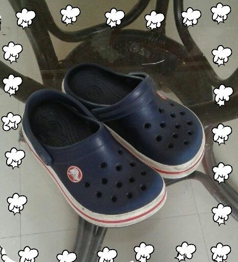 c5161b94ccfb Zapatos Crocs Talla 27 (8c9) Azul Marino - Bs. 36.000