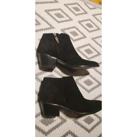 Zapatos Cuero Botinetta