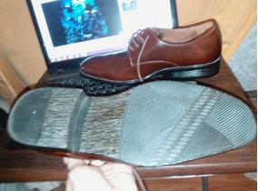 415118325a80a Zapato Hombre Plano Cuero Azul Diseño Grey Suela Cuero. RM (Metropolitana)  · Zapatos Cuero Formal Hombre Style Charol