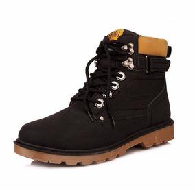 4d7608fb0 Zapatos Botines Tipo Militar Para Hombres - Ropa y Accesorios en ...