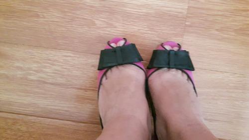 zapatos cuero y suela nuevos