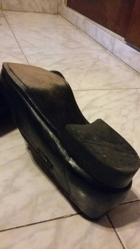 zapatos dama de cuero forrados
