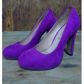 Zapatos Dama De Vestir. Talle 36. Muy Buuen Estado.