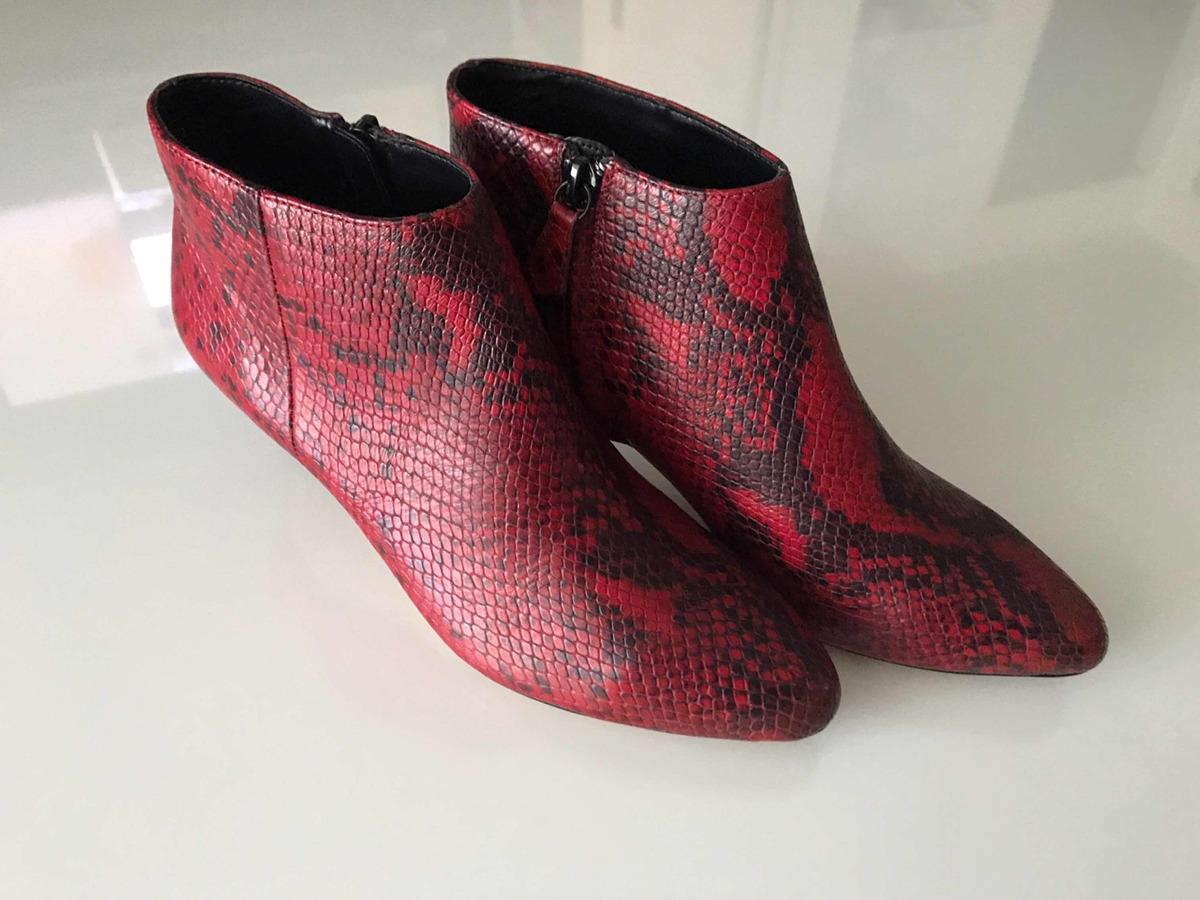 6bdbd71b Negro 00 Zapatos Talla Marca 5 Rojos Mango 599 Dama Con En Color pRvpZY