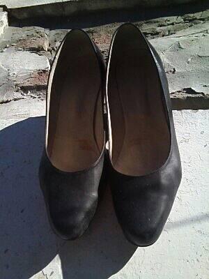 9cd0ad29 Zapatos Dama Numeros Especiales 42 Tacones Negro - $ 1.700,00 en ...