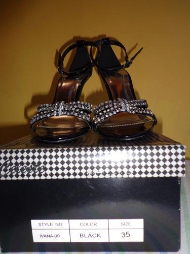 zapatos dama para fiesta usados como nuevos