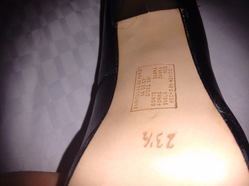 zapatos dama, zapatillas, piel, liverpool, nuevas i
