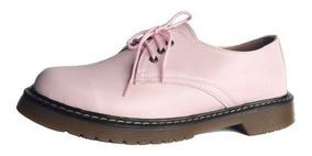 Dr Dama Mujer Zapatos Rosasestilo Martens CerxodBW