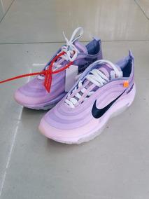 Air Max 97 Cr7 Zapatos Nike Violeta en Mercado Libre Venezuela