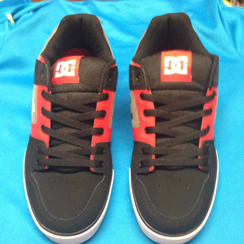 zapatos dc shoes originales