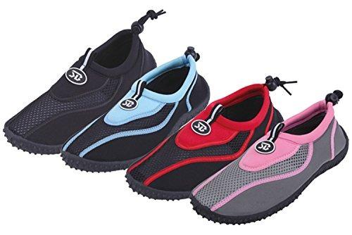 construcción racional calidad superior nuevo baratas Zapatos De Agua Para Mujer Aqua Socks Pool Beach, Yoga, Bail
