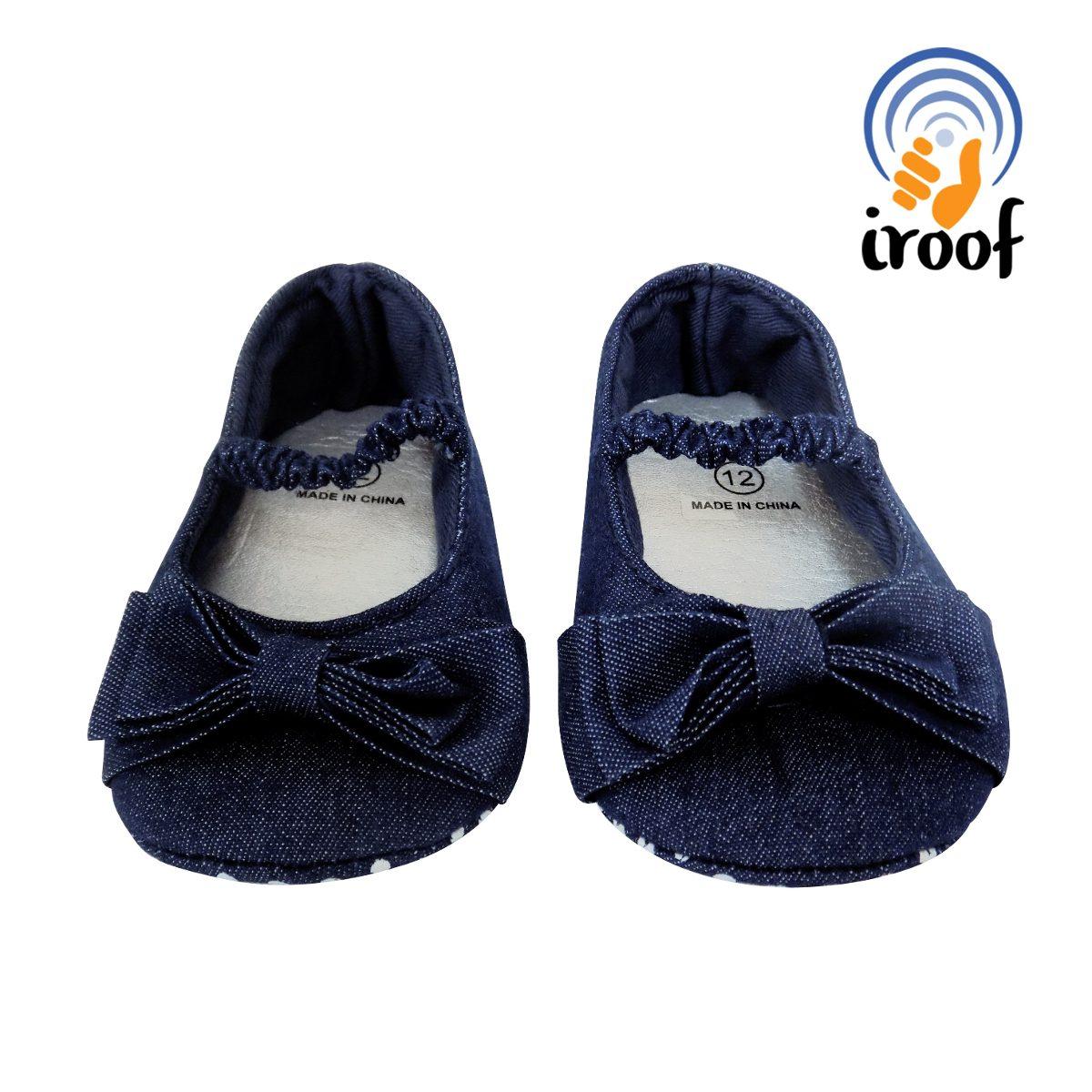 ad7748cc573ea zapatos de algodón para bebé niña talla 12-18 meses. Cargando zoom.