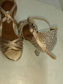 58031d85 Zapato Baile Mujer Bachata - Zapatos, Usado en Mercado Libre Argentina