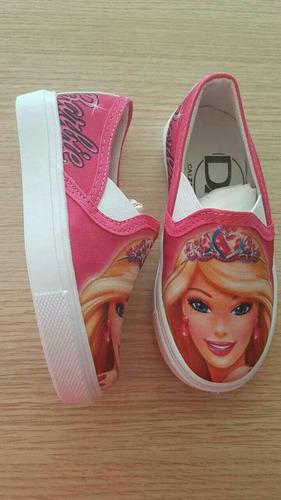zapatos de   barbie