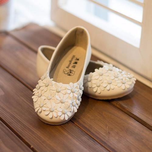 zapatos  de bautizo petalos para.ti