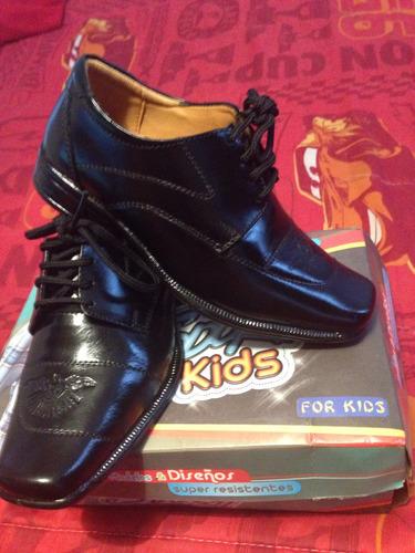 zapatos de bautizo talla 27