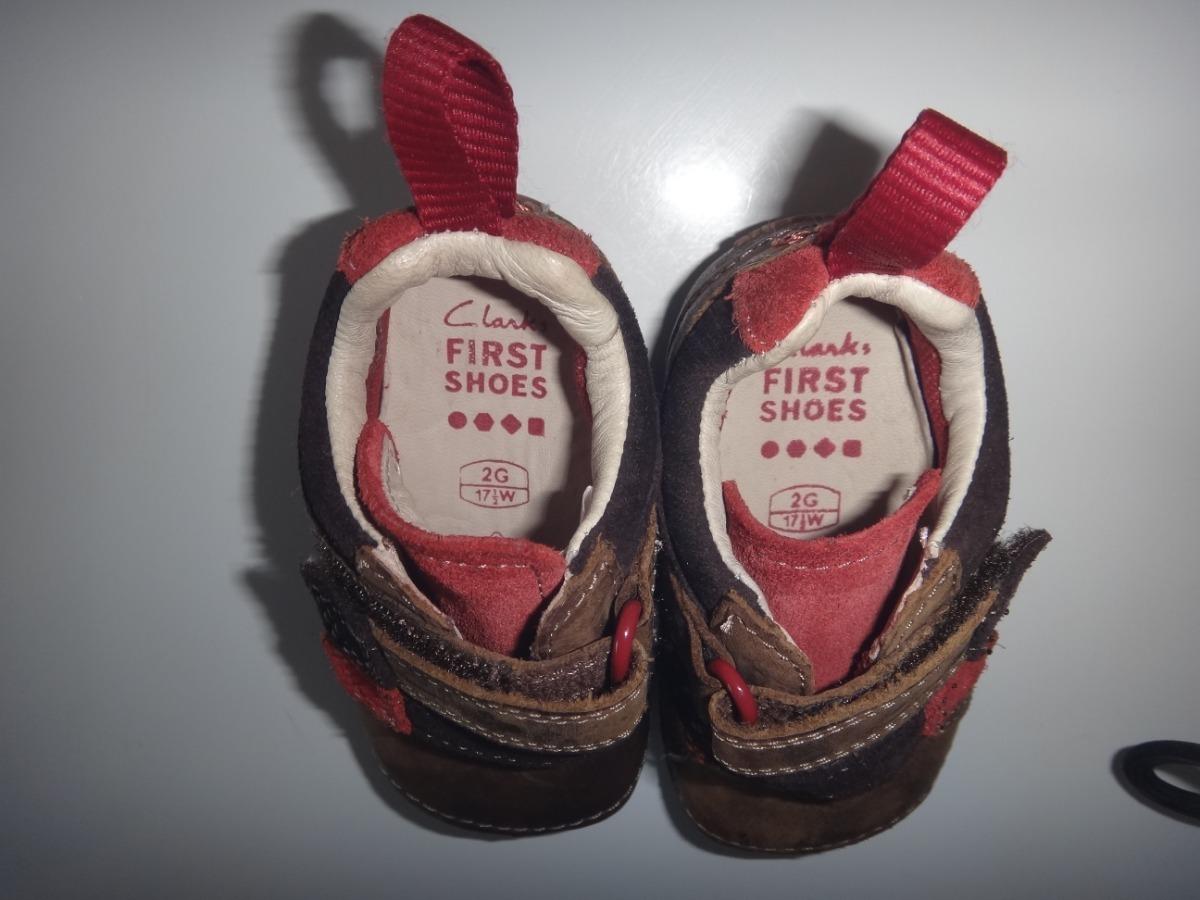 Talla De 2 Zapatos Usados 100 7xwrpf7q En Bs Clarks 00 Marca Bebe 9WDIHE2