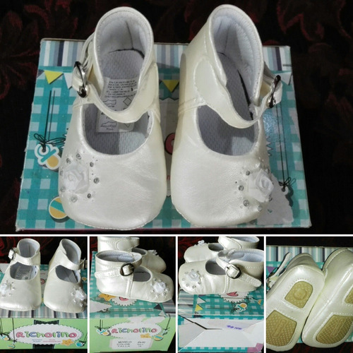 zapatos de bebé niña marca richolino
