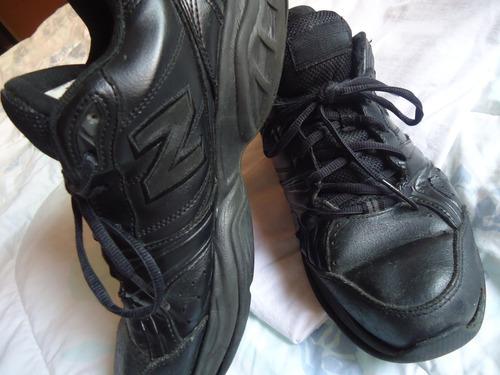 zapatos de caballero marca marca new balance talla 41 usados