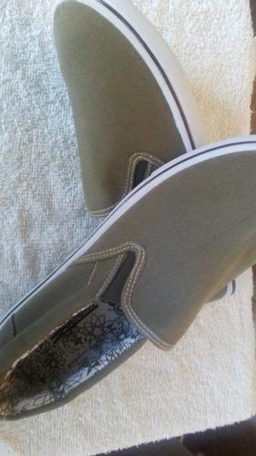 zapatos de caballero tipo vans talla 43