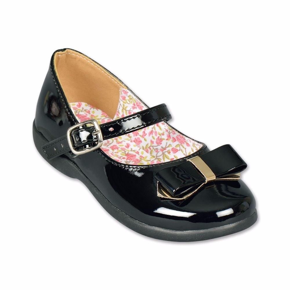 241e92f8 zapatos de charol color negro para niña del 15 al 17. 027n43. Cargando zoom.