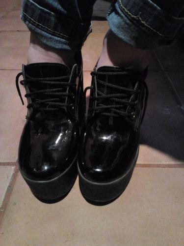 zapatos de charol nuevos! oferta