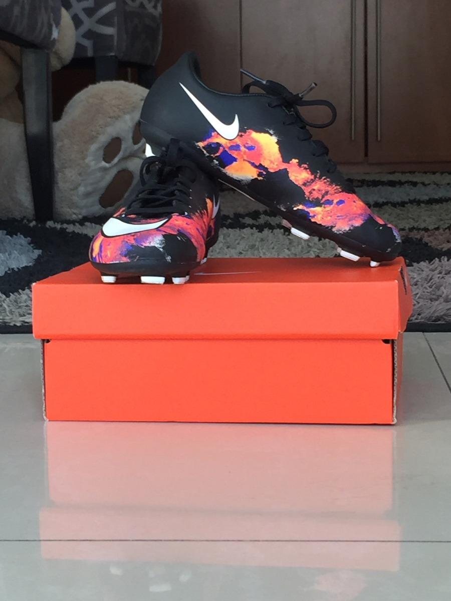 Zapatos De Cristiano Ronaldo Mercurial -   600.00 en Mercado Libre 4bde3ee5e6e14