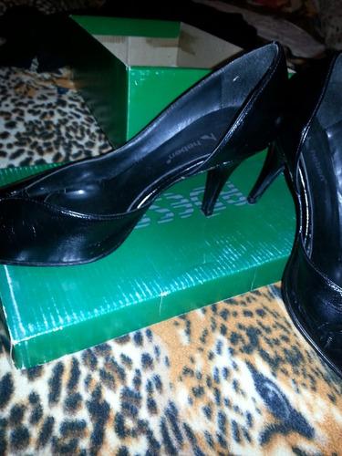 zapatos de cuero clasicos sin plataforma t38