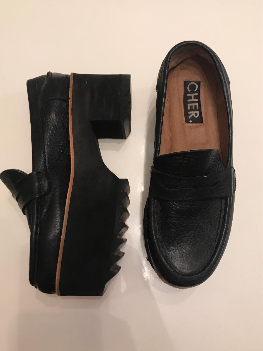 María Cher Libre 1 De En 00 400 Cuero Mercado Zapatos Mujer UxqZSpA