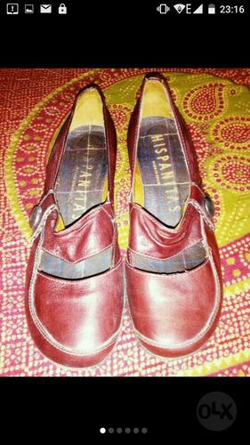 zapatos de cuero españoles