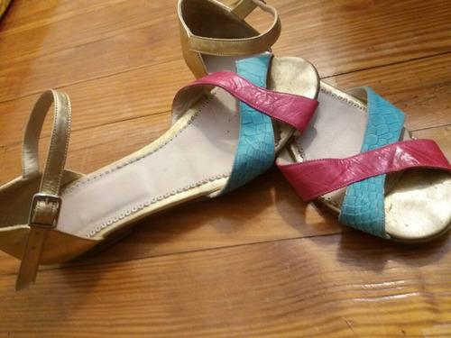 zapatos de cuero excelente estado